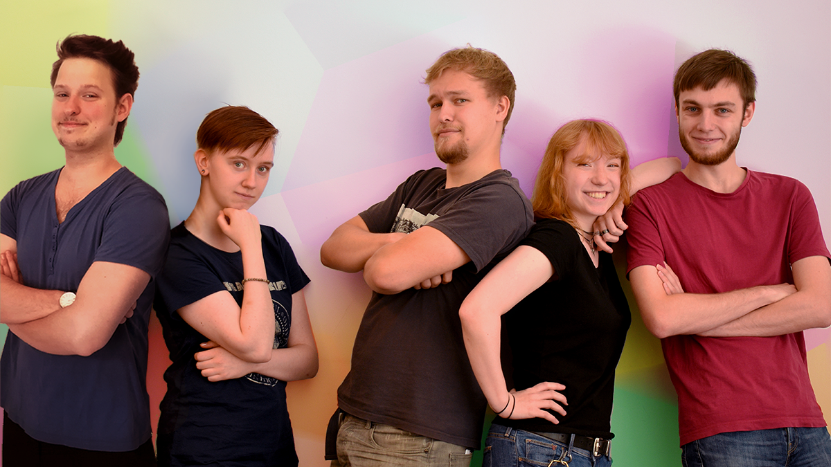 Das Couch Monsters-Team